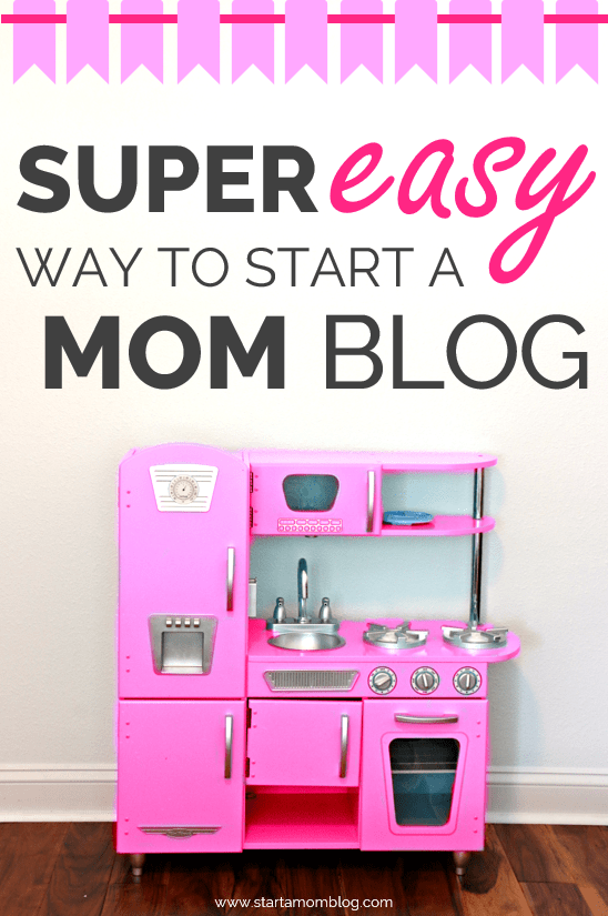 Get the FREE course today - Super simple and easy way to start a mom blog #startamomblog #toddlerkitchen #blog #workfromhome #blogging #momlife www.startamomblog.com