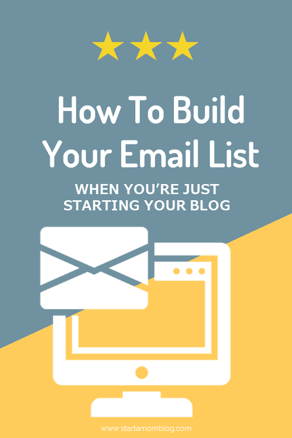 how to build email list quickly