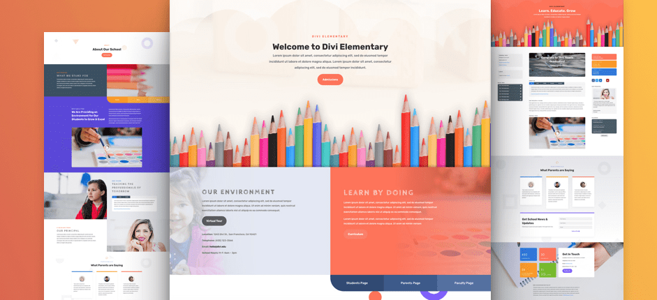 divi layout craft