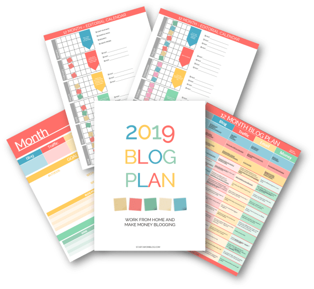 Blog Plan Schedule