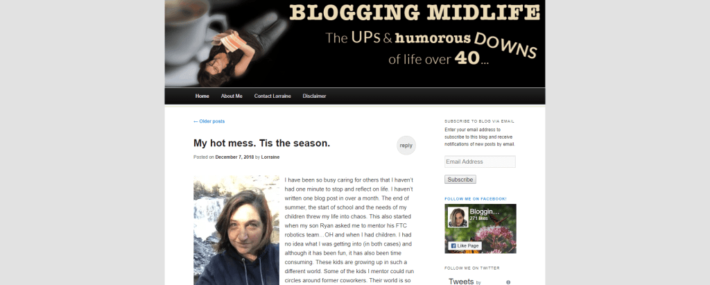 blogs for women in their 40s