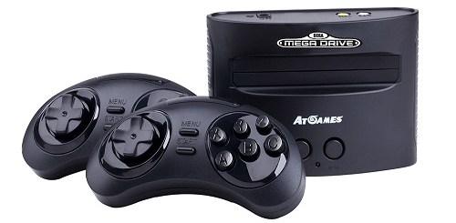 Test Sega Megadrive At Game