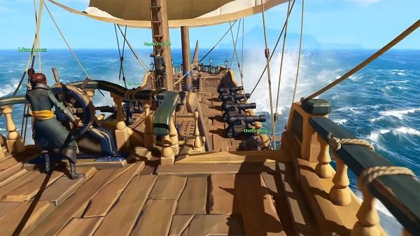 preview de sea of thieves