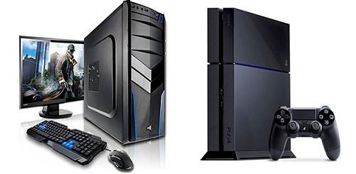 jouer sur PC ou consoles?