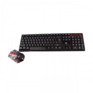 HAVIT KB585GCM Gaming Wireless Keyboard & Mouse