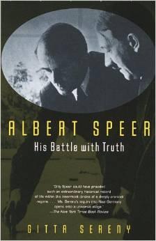 albert speer his battle with truth book
