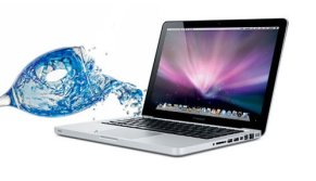 MacBook waterschade reparatie
