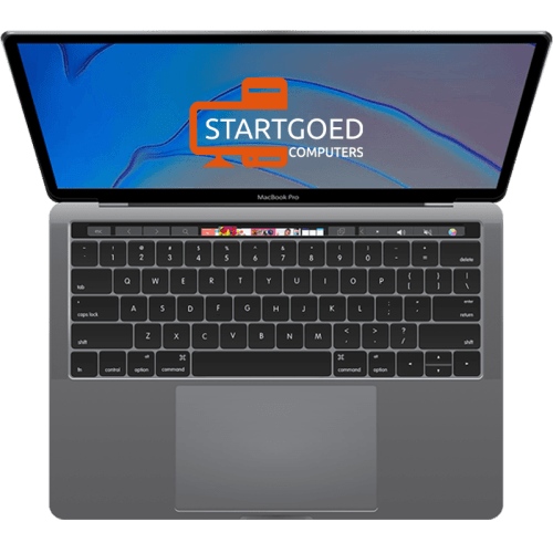 MacBook pro 2019 13 inch met touchbar Space Gray