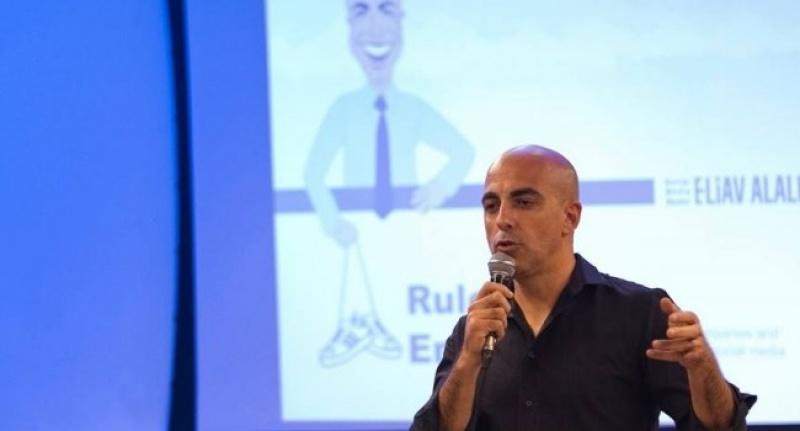 ראיון קריאטיבי: אליאב אללוף - מנטור מדיה חברתי