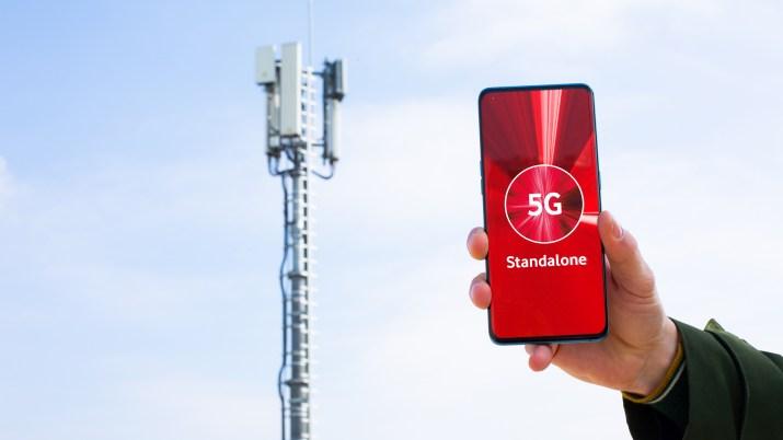 Vodafone también se lanza con la red china Oppo 5G en Alemania
