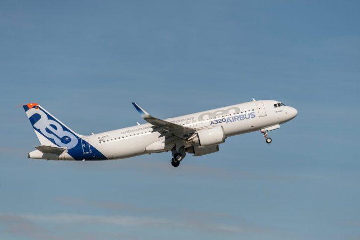 Ita volera avec Airbus (hors Boeing)