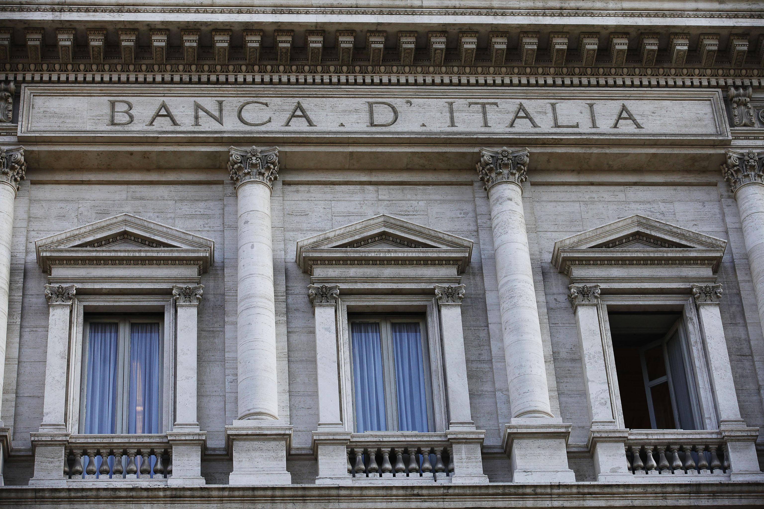 密件抄送,這是意大利銀行應採取的干預措施