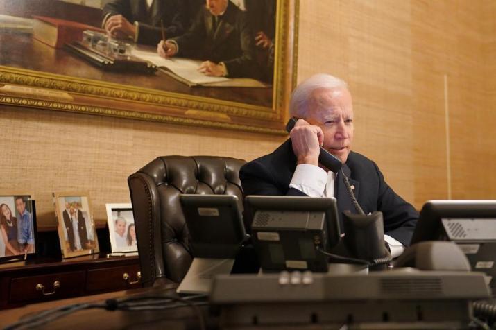 ¿Cómo se traducirá el atlantismo de Biden en Alemania, Francia e Italia?
