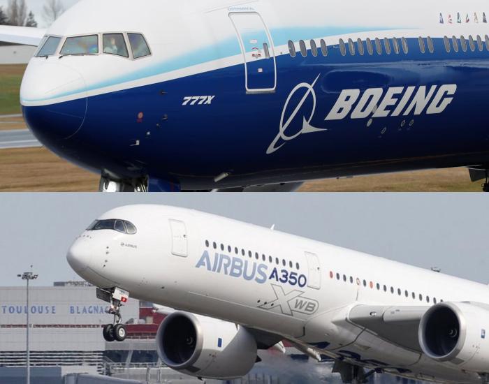 馬克龍和拜登正在就空中客車-波音檔案達成協議