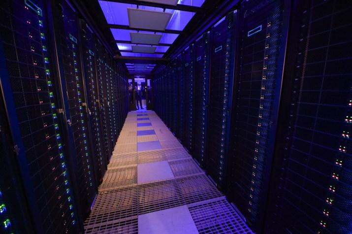 Comme le supercalculateur Hpc4 d'Eni avec HPE va chercher des sources d'énergie