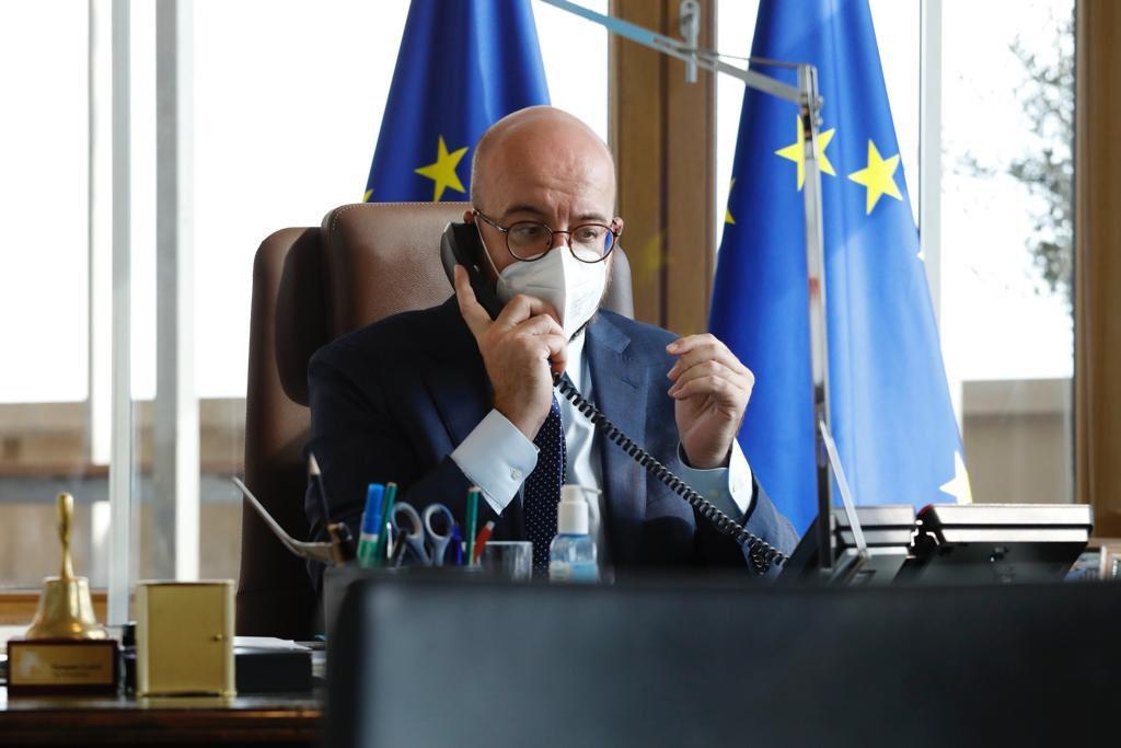 這是歐盟與埃及的最新旋轉