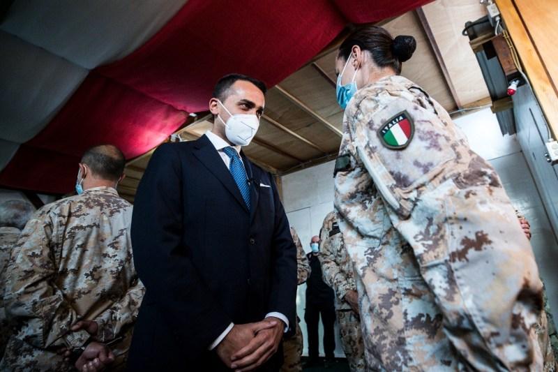 Военный экспорт, все пируэты Ди Майо об эмбарго в отношении Эмиратов и Саудовской Аравии