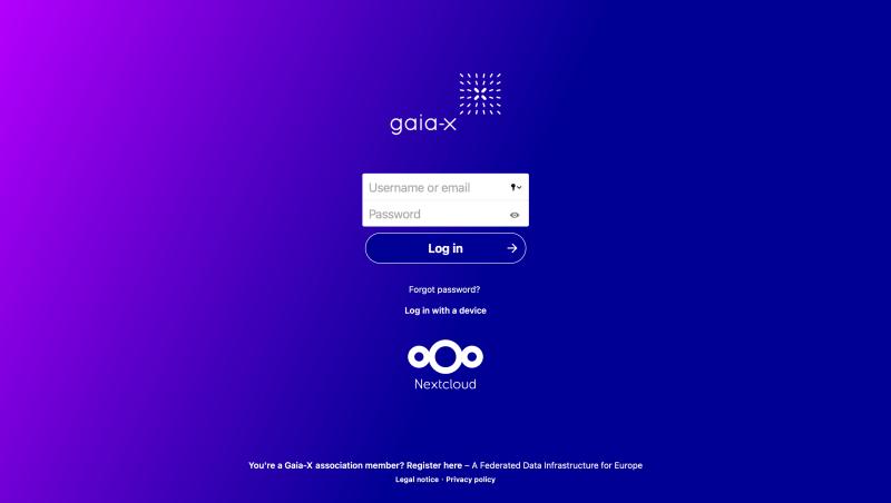 Cloud, поэтому Gaia-X предпочла немецкий Nextcloud Microsoft и Google.
