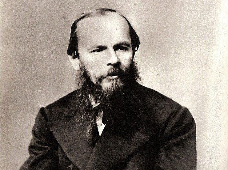 4月25日是費奧多爾·陀思妥耶夫斯基(Fyodor Dostoevsky)的自由觀