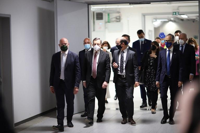 德拉吉訪問的博洛尼亞技術展將是什麼