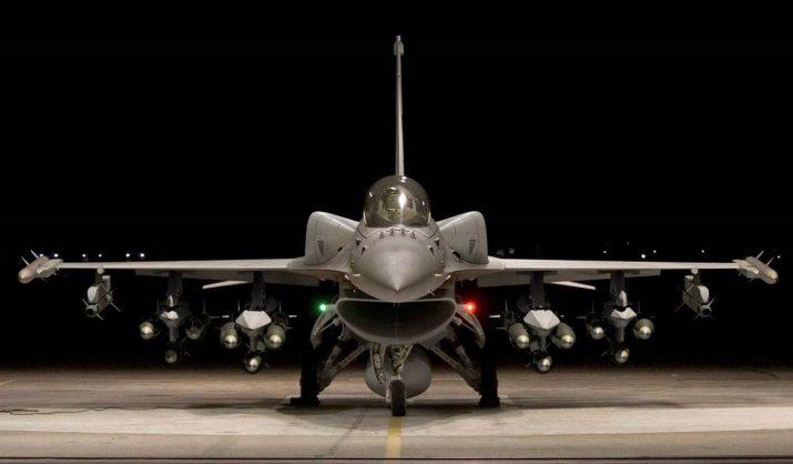 Carotte et bâton de dinde avec Lockheed Martin entre F-16 et F-35