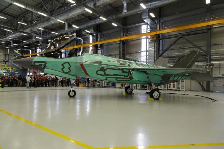 F-35, que prévoit le nouveau contrat du Pentagone pour Faco di Cameri