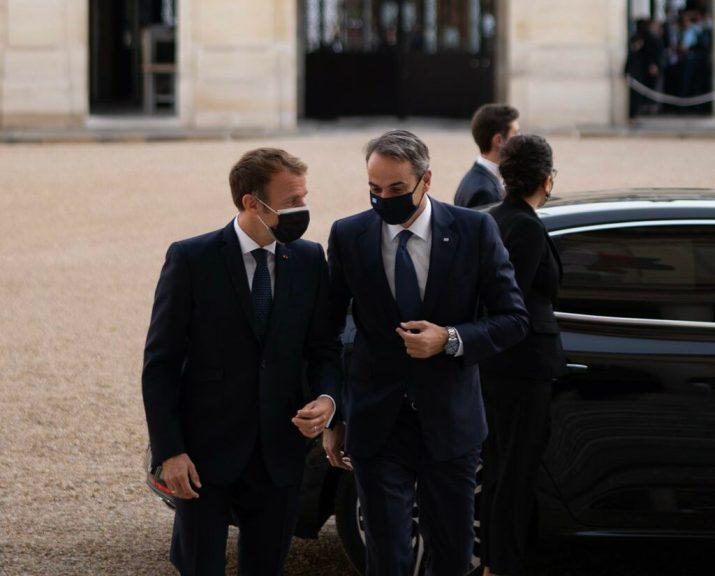Qui profitera le plus de l'accord militaire entre la France et la Grèce