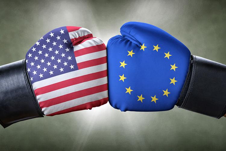 拜登與歐洲在關稅和網絡稅方面的博弈