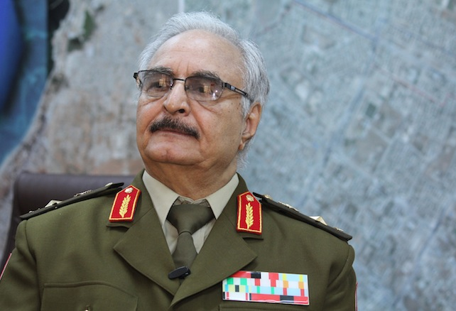 How Egypt slips after the blow from Haftar in Libya