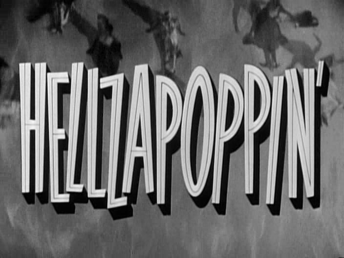 Hellzapoppin и наш безумный правительственный кризис