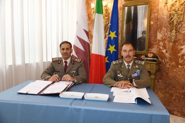 Toutes les contradictions de la coopération militaire entre l'Italie et le Qatar