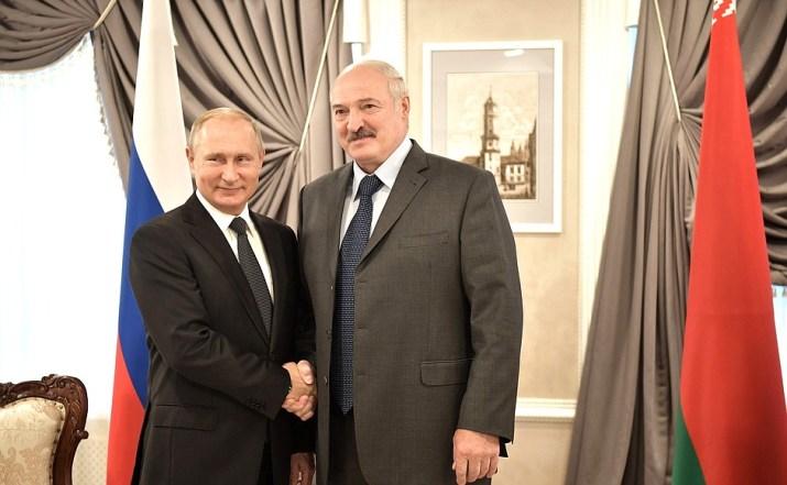 Comment se terminera la rencontre entre Poutine et Loukachenko?