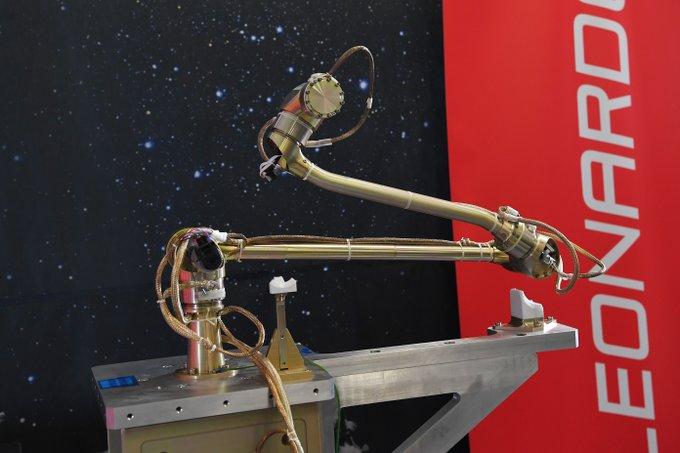 Τι θα κάνει ο Leonardo για την αποστολή της NASA και της ESA στον Άρη