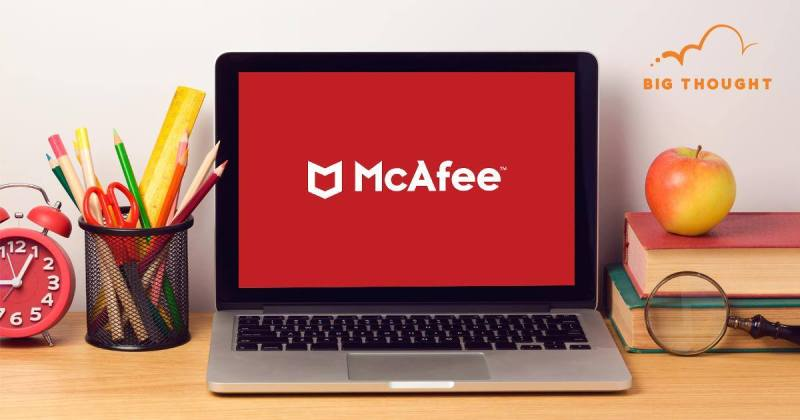 How McAfee returns to Wall Street