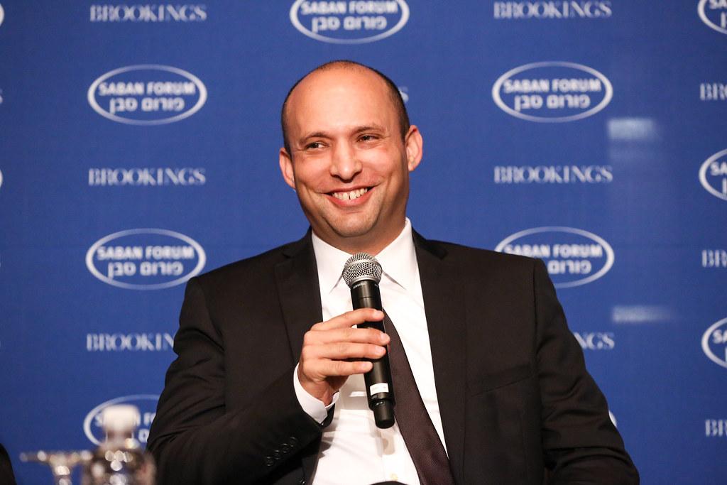 納夫塔利·貝內特(Naftali Bennett),他是(以及他在經濟學領域不會做的事情)以色列新總理