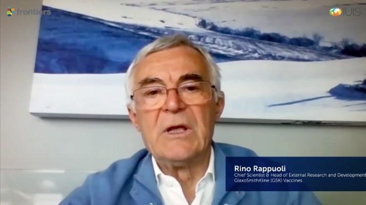 Rino Rappuoli, quien es el hombre de GSK pivote de la fundación anti-Covid financiada por el gobierno Tls