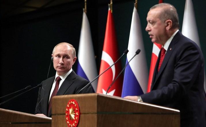 Toutes les collaborations (et contrastes) entre la Russie et la Turquie