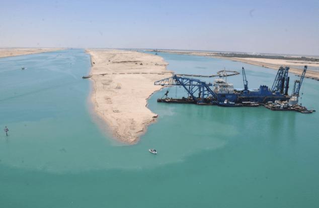 Не только Суэцкий канал, но и все вызовы для Запада