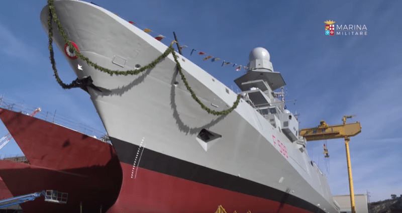 I'll explain why it's crazy to castrate Leonardo and Fincantieri in Egypt