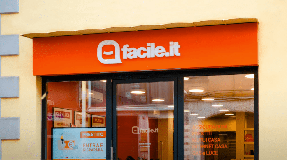 Facile.itに対する簡単な独占禁止法の罰金