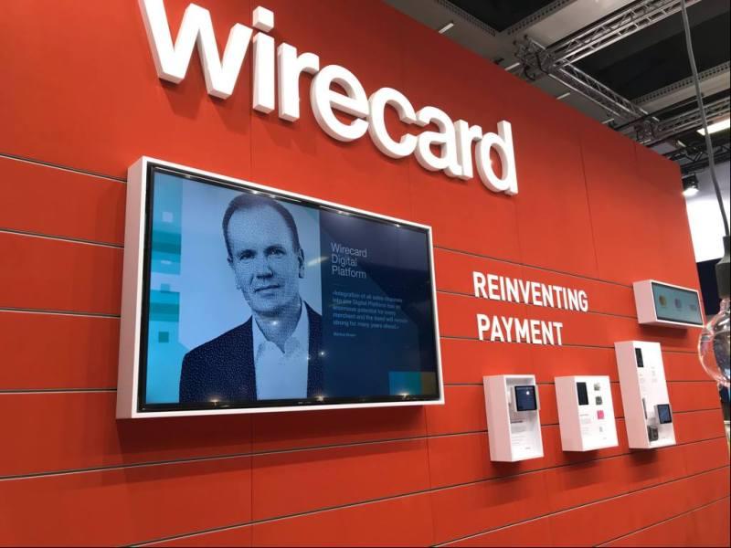 Wirecard перевозит миллионы в пластиковых пакетах