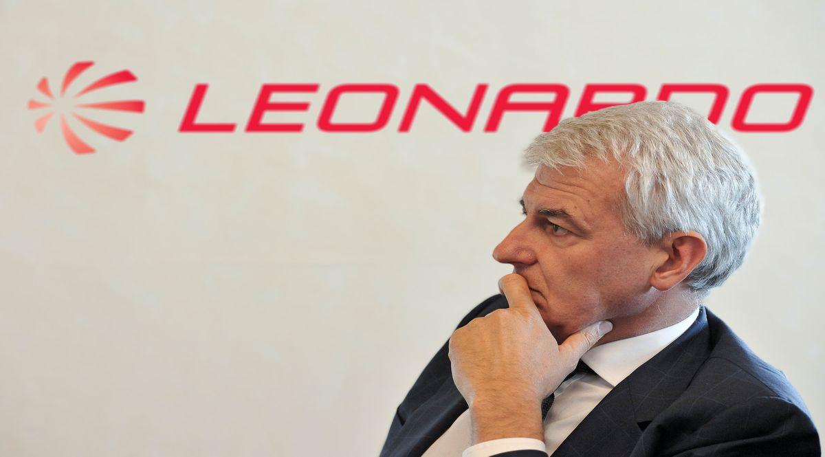 因為前Finmeccanica破壞了美國Leonardo Drs的報價