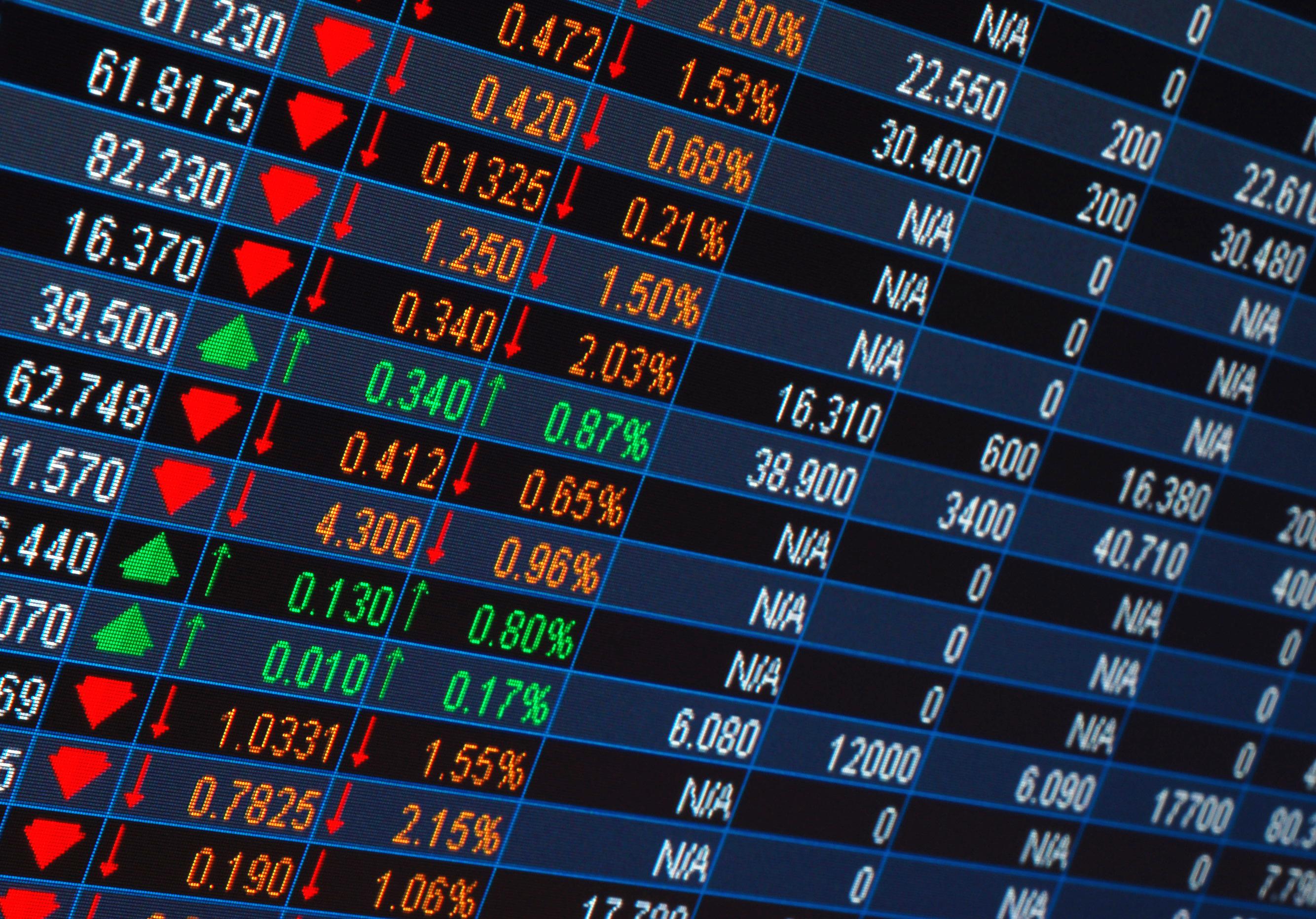 證券交易所的所有不確定因素