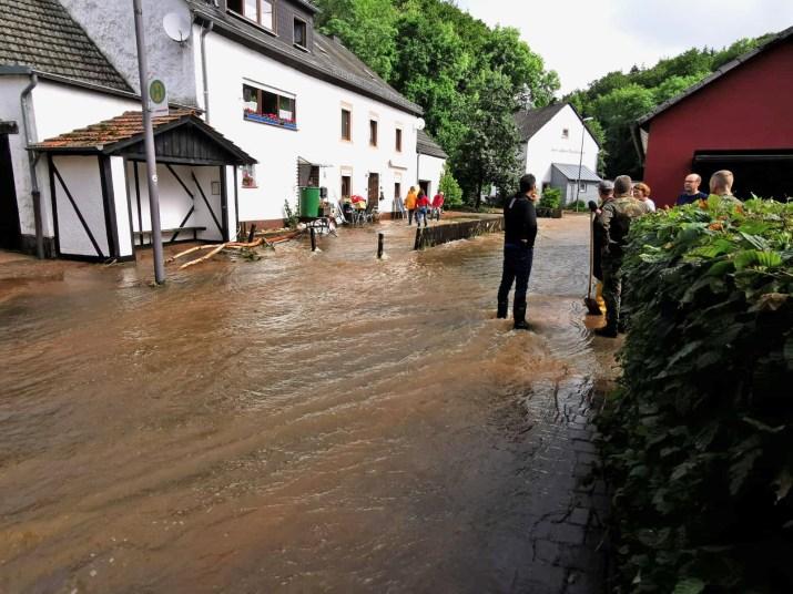 Extremes Wetter erhöht die Einsätze bei der COP26. Deshalb laut Financial Times