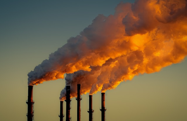 為什麼2021年碳排放量會增加