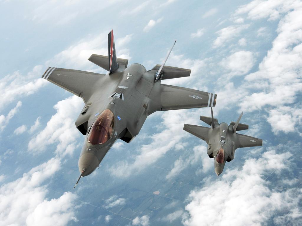F-35,洛克希德馬丁公司的 Jsf 項目進展如何?