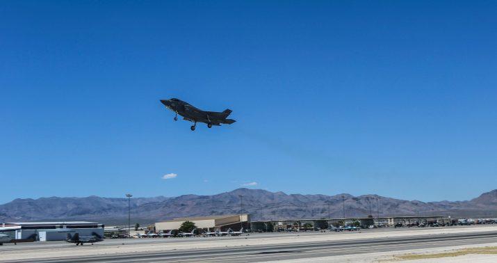 F-35, wie der Vertrag zwischen den USA und den Vereinigten Arabischen Emiraten läuft