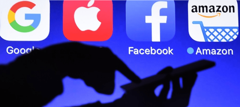 How Facebook, Google, Amazon, Apple and Microsoft react to the crisis