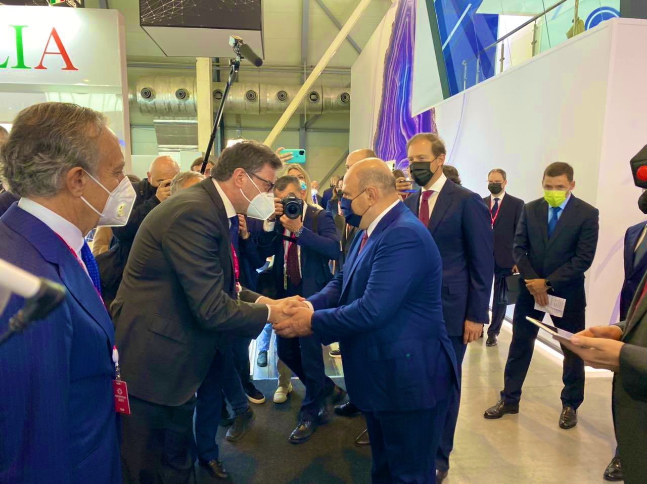 Enel、Ansaldo 和 Pirelli 將在俄羅斯做什麼(由 Giorgetti 主持)