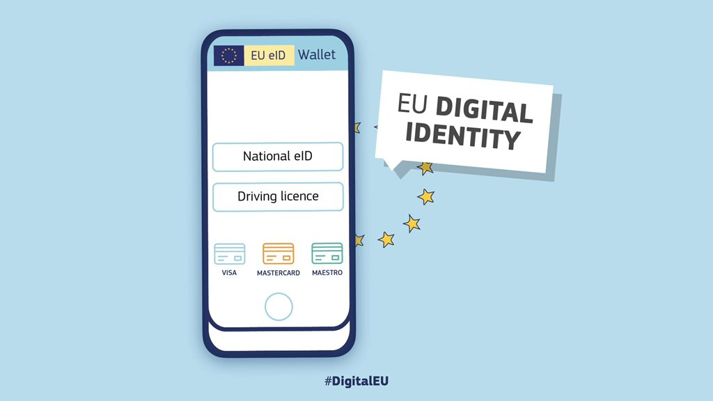 歐洲數字身份會是什麼樣子(根據布魯塞爾的說法)
